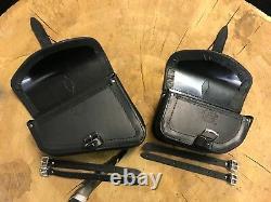 Set Seitentaschen Harley Davidson VROD V-Rod Street Rod Night Satteltaschen Neu