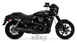 Vance & Hines Slip-on Muffler for Harley Davidson Street 500, Street Rod XG750A