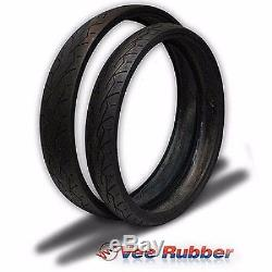 Vee Rubber 26 Front Tire 120/50-26 Harley Street Glide Road Glide Electra King
