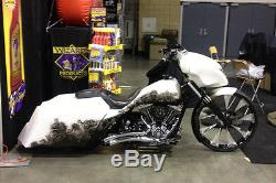 Wicked Koncept Custom Fairing Street Glide Harley-Davidson Touring WickedKoncept